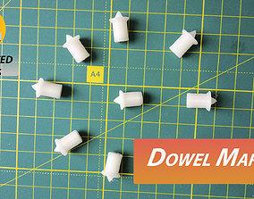 Dovel marker 8 mm 3D printable model
