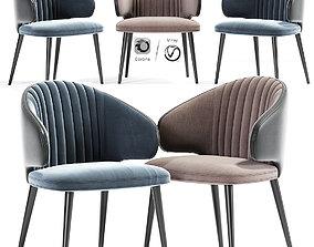 Strip Modrest Carlton Dining Chair 3D model