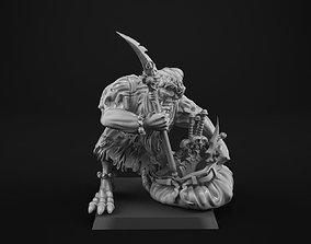 Santa Ogre 3D print model