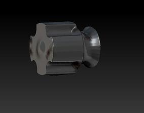 Shower opener 3D model