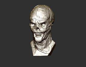 3D printable model Mummy Bust