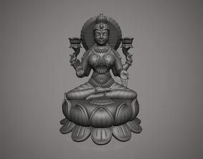 3D print model Laxmi ji