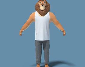 Sam the Lion 3D