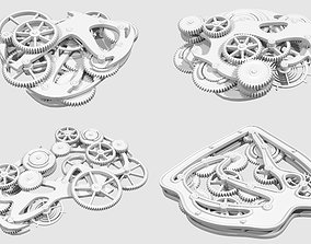 Gear Generator 3D sidefx