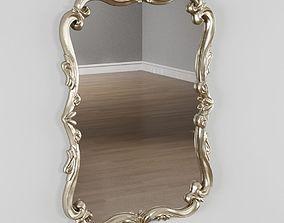 3D model Cavell Polyurethane Framed Mirror