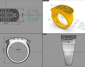 3D printable model Bulgarish ringlet