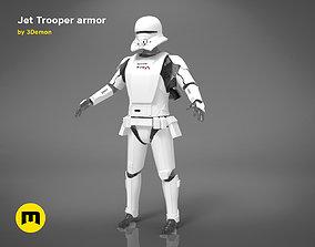 Jet Trooper full armor 3D printable model