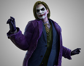 3D model Joker - Heath Ledger