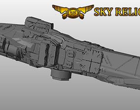 3D print model SKY RELICS - 03 SKY WIND