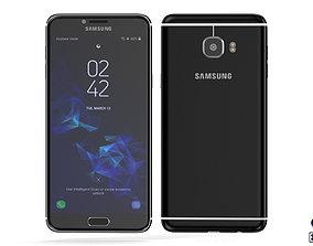 Samsung Galaxy C7 - Element 3D