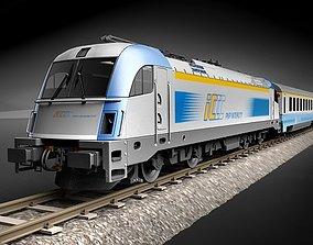 Taurus Train 3D