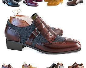 3D model Mens footwear - 3
