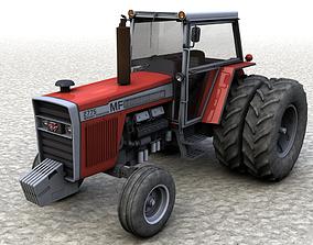 3D model MASSEY FERGUSON 2775 Tractor 1978