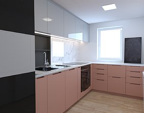 Kitchen LOOP 3D
