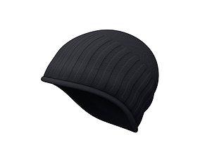 hat 3D model Beanie Hat