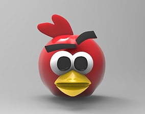 3D printable model Angry Birds