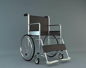 3D hospital Wheel Chair