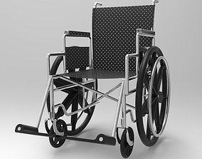 Wheelchair wheeler 3D
