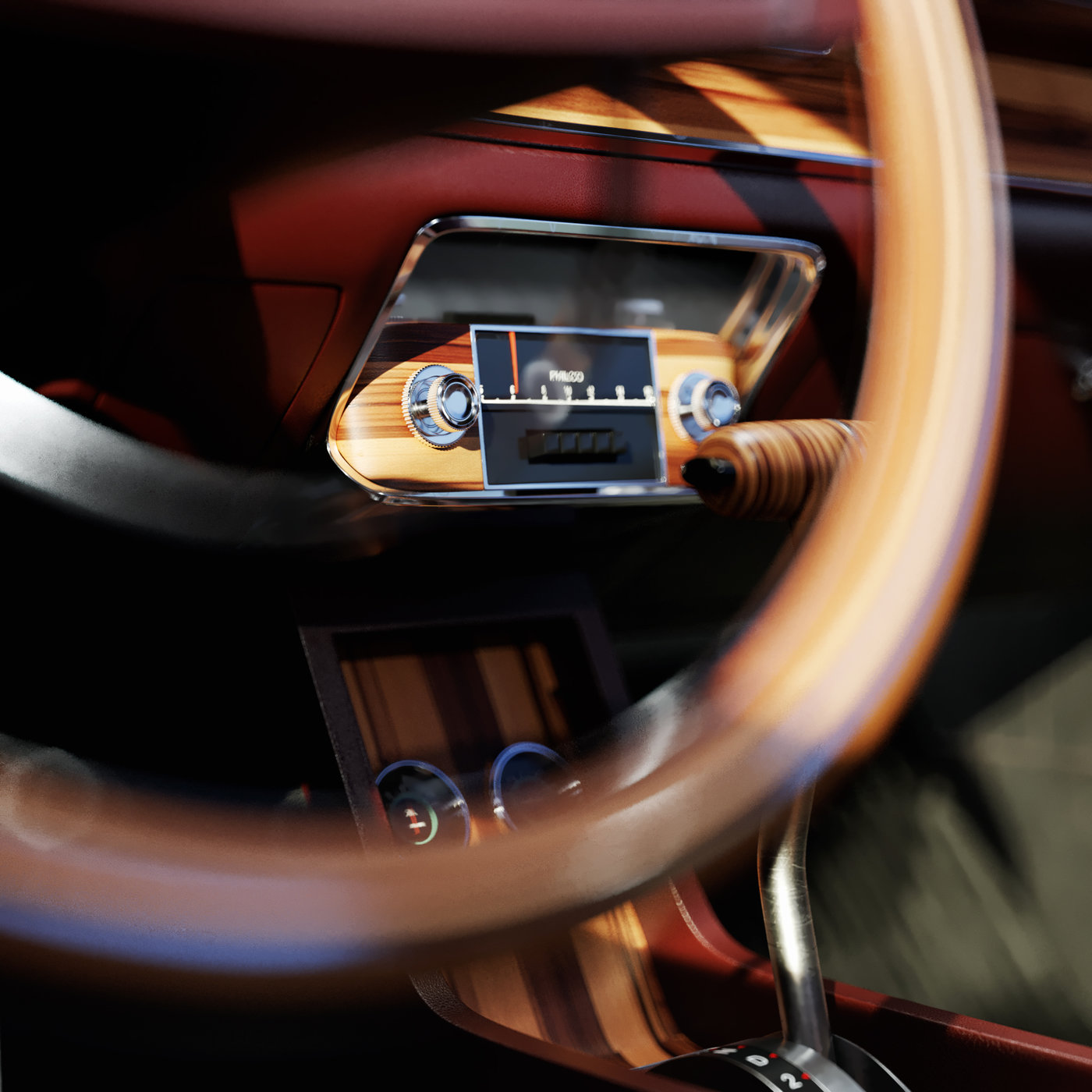 Ford Mustang Shelby GT500KR  With HQ Interior
