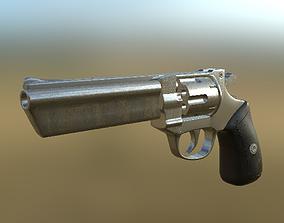 Revolver 03 PBR 3D model