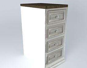 3D model cabinet Eleanor