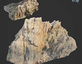 3d scanned rock cliff I2