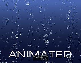 Bubbles pack animation 3D