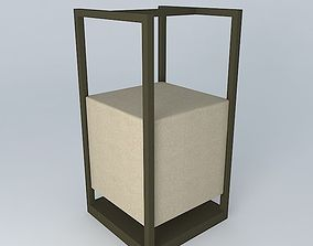 3D Portable LED Lamp