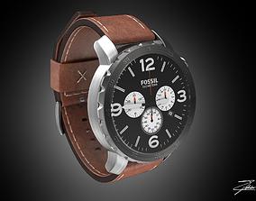 3D model Fossil JR 1486 wristwatch apparel