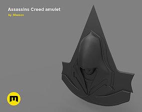 3D print model Assassins Creed amulet assassins