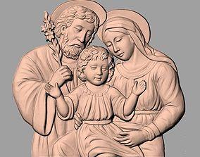 Christianity Catholicism Jesus Christ 3D print model 3