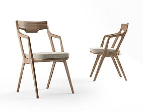 Giorgetti Sandy chair 3D