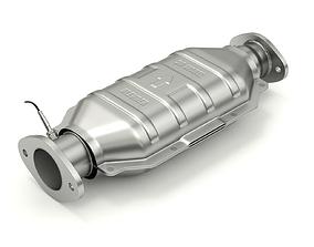 Catalytic Converter 3D model
