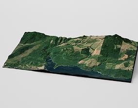 Green Landscape 3D model