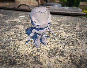 DoomGuy Collectible 3d Print