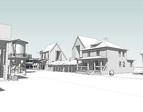 3D Iguana City