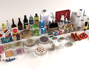 food Products 3D