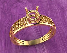 RING 89 3D print model rings