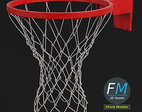 3D model Basket ring