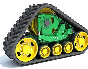 Continuous Track 3D model