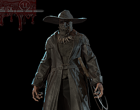 Monster maniac unit 2 3D asset