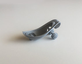 3D printable model Jet Bike PVA test