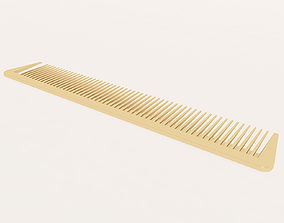 Comb for hair 3D model