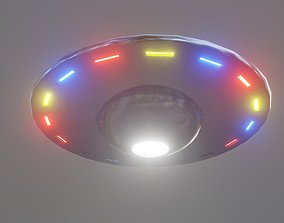 UFO OVNI Alien Spaceship - Disco Voador 3D model