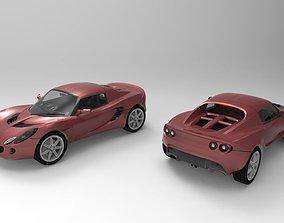 Lotus Elise S2 3D model