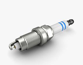 electrode Spark Plug 3D model
