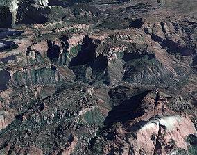 3D model Zion National Park