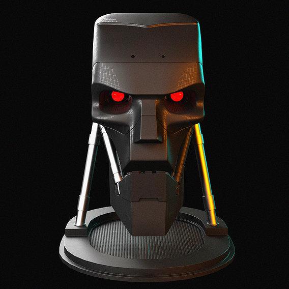 Robot A.B.C. Warrior
