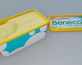 3D model Butter Tub