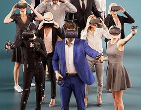 1023 - Virtual Reality Bundle vr 3D